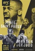 UFC 197 [Region 4]