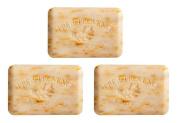 Three (3) 250 gramme Pre de Provence Shea Butter Soaps - Tiare