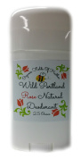 Organic & Natural Deodorant That Naturally Detoxes - Wild Portland Rose Scent - W/Organic Non-GMO Ingredients - NO