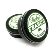 Hair Pomade - Oil Based Classic - 1920's style. Handmade in the USA. Medium Hold - Medium Shine. *Lucky Franc's*