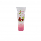 WELCOS Strawberry Scent Hand Care Cream Moisture Nourishing Hand Lotion