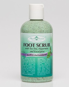 Foot Scrub with Tea Trea & Eucaliptus