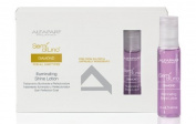 Alfaparf Semi Di Lino New - Illuminating Shine Lotion 12 Vials X 13 ml by Alfaparf Milano