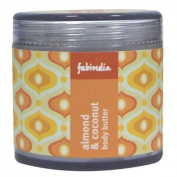 Fabindia Almond & Coconut Body Butter 100ml by Fabindia