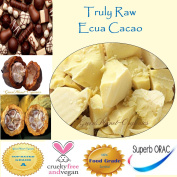 240ml Truly Raw Food Grade Cacao Butter