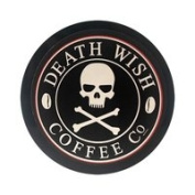 Death Wish Highly Caffeinated Body Cream by RAD Soap Co. 120ml