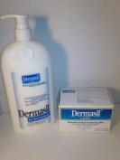 Dermasil Original Lotion 470ml & Dermasil Moisturising Cleansing Soap Bar Set