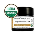 Herbal Choice Mari Organic Coconut Oil 100ml/ 3.4oz Jar