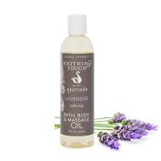 Soothing Touch Lavender Bath & Body Oil, 240ml