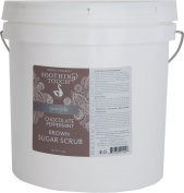 Soothing Touch Chocolate Peppermint Sugar Scrub, 15. Lbs