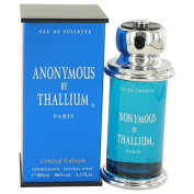 Thallium Anonymous Cologne By Yves De Sistelle 100ml Eau De Toilette Spray For Men - 100% AUTHENTIC