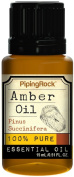 Amber Essential Oil 1/2 oz (15 ml) 100% Pure -Therapeutic Grade