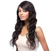 Top Fashion Hair 3 Bundles 300 Grammes. Mixed Length Natural Colour Body Wave Brazilian Hair Weave Grade 6A Hair Extensions
