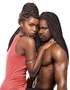 "2X HAVANA MAMBO FAUX LOCS 18"" For Genderless 2 in 1 Value Pack"