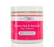 Kurlee Belle Banana Nut and Avocado Deep Treatment, 240ml
