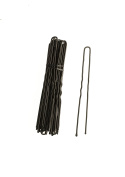 7.6cm Jumbo Form Pins - black