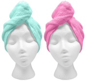 Turbie Twist XL Hair Towels