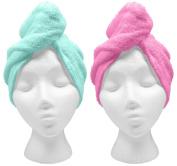 Turbie Twist XL Hair Towels