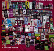 15 Piece Lot of Brand-name Cosmetic Makeup Rimmel, L'oreal'hard Candy,maybelline, & More