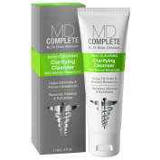MD Complete Acne Clarifying Oil-Free Cleanser with Natural Botanicals Skin Clearing by Dr. Brian Zelickson