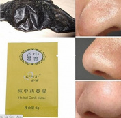20 Pcs Herbal Deep Cleansing Nose Pores Blackheads Removal Conk Mask by GokuStore