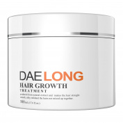 Hair Growth Treatment Cream - Natural Formula- Revitalises Dry, Damaged Hair- Promotes Hair Growth & Long Healthy Hair - Anti-Hair Loss-Moisturising, Detangling & Lightweight Synthesis