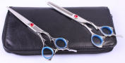 1set Salon Hair Cutting Thinning Barber Scissors for Hairdressing Right-handed