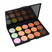 HOVEOX Professional 15 Colour Concealer Camouflage Makeup Palette
