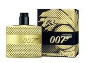 James Bond 007 Eau De Toilette Spray (Limited Edition Gold) 75ml/2.5oz