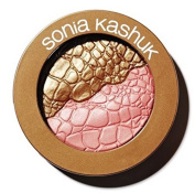 Sonia Kashuk Chic Luminosity Bronzer/Blush Duo glisten 52