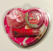 Barbie Lip Gloss and Blush Mini Gift Set