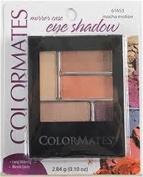 Colormates Eye Shadow Mirror Case, Mocha Motion, 61653, 2.84g5ml