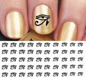 Eye of Horus Egyptian Nail Decals - Salon Quality!