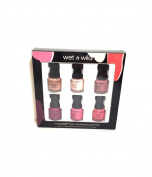 Wet N Wild Megalast Nail Colour collection