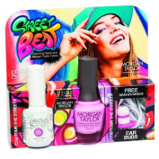 Harmony Gelish & Morgan Taylor - Two Of A Kind - Street Beat Collection - Cou-Tour The Streets - 15ml / 0.5oz