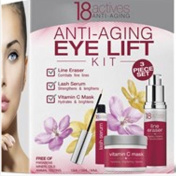 18 Actives Anti- Ageing Eyes Lift Kit