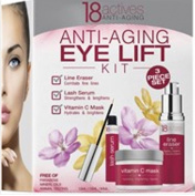 18 Actives Anti- Ageing Eyes Lift Kit