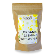 Mendill - Organic Jasmine Wet Wipes