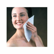 Cotton Washcloths / Facial Cloths for Delicate Skin - Package of 4