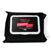RickyCare Backstage Cleansing Wipes - 30 CT