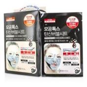 Mediheal Mogongtox Soda Bubble Sheet Mask 10pcs