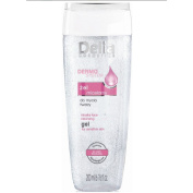 Delia Cosmetics Dermo System Micellar Face Cleansing Gel