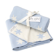 uh-oh! Cotton Blanket
