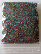 Shop glass seed beads multi-colour micro usausa (without holes) 45g set
