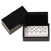 Ellins Diamonds CZ Master Set of 10 1ct..Stones Colours D, E, F, G, H, I, J, K L & M