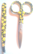 ArteStile Picasso Buttercup Tweezers and Nail Scissors