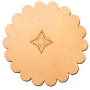 PG007 Geometric Leathercraft Stamp