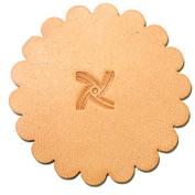 E685-S Geometric Leathercraft Stamp