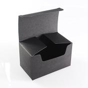 50PCS Rectangle Wrapping Gift Paper Box Kraft Paper Soap Box
