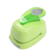 """Scrapbooking punches paper cutter diy craft punch make card album tools Airballoon hole 1"""" 2.5cm mini punch set"""